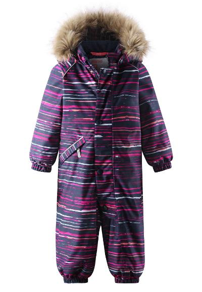 Toddlers' winter snowsuit Lappi Deep purple