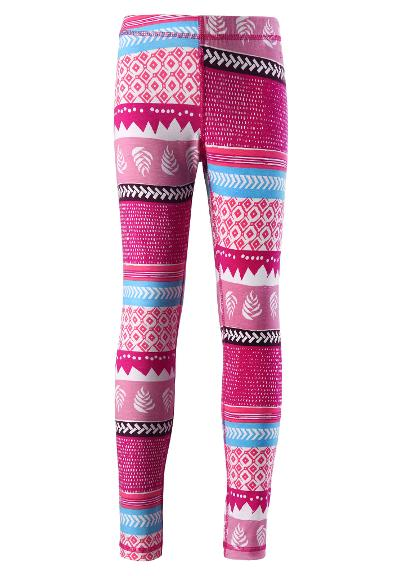 Kinder Leggings Parkki   Raspberry pink