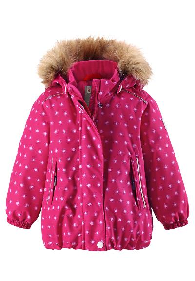 Reimatec winter jacket, Pihlaja Berry Berry