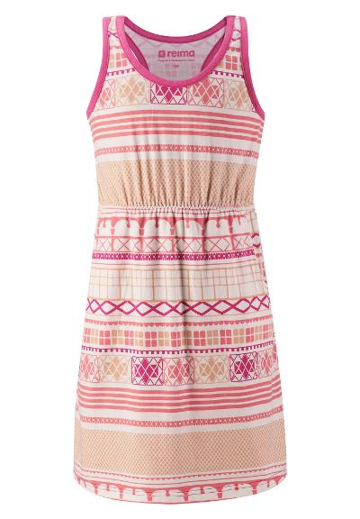 Kids' dress Luovia Coral Pink