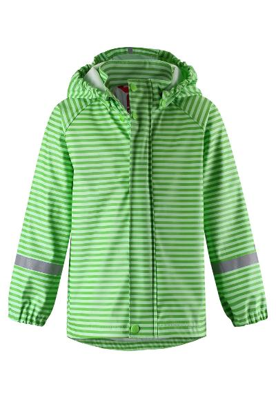 Kinder Regenjacke Vesi Summer green