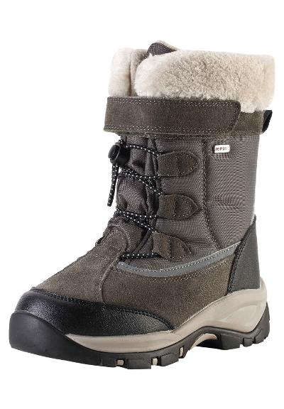 Kinder Winterstiefel Samoyed Reindeer brown