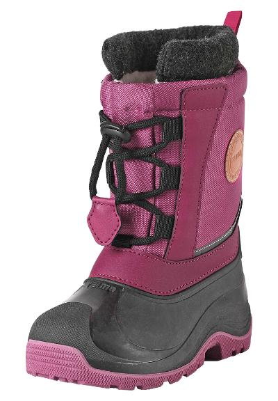 Kinder Winterstiefel Yura Dark berry