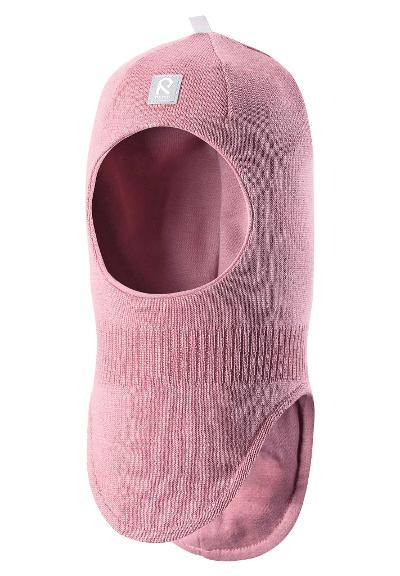 Balaklava til barn Starrie AW17 Dusty rose