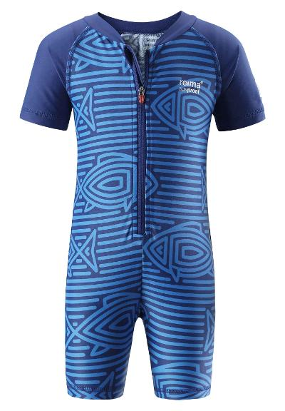 Toddlers' swimsuit Odessa Blue