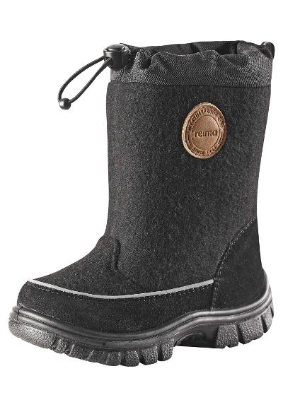Kinder Winterstiefel Unari Black