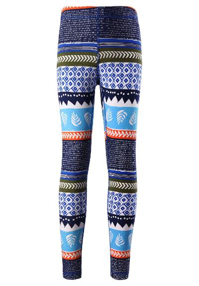 Barn leggings Parkki Jeans blue