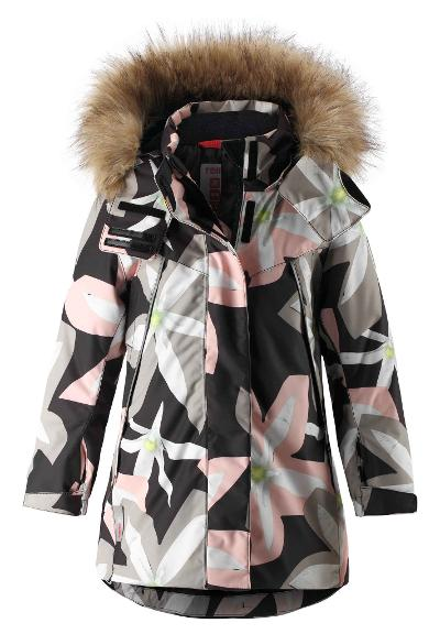 Kinder Winterjacke Muhvi Black