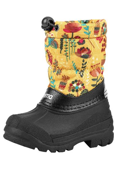 Kinder Winterstiefel Nefar Warm yellow