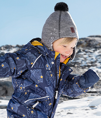 Toddlers' Reimatec® winter overall Bjorn