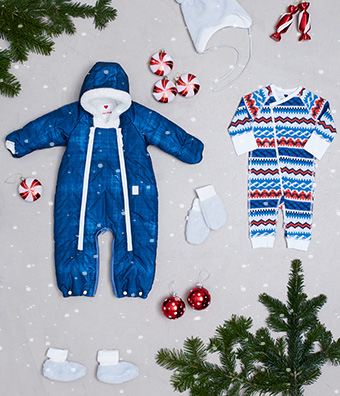 The softest gifts to the smallest one