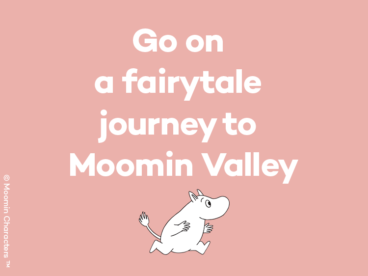 Moomin products for small children | Reima